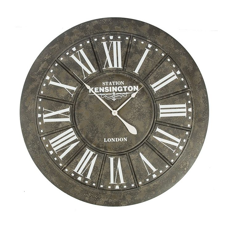 Exceptional Decorative Clocks For Sale Part - 7: Decorative Wall Clocks For Sale - Kensington Station Clock The Kensington  Station Wall Clock Manufactured In