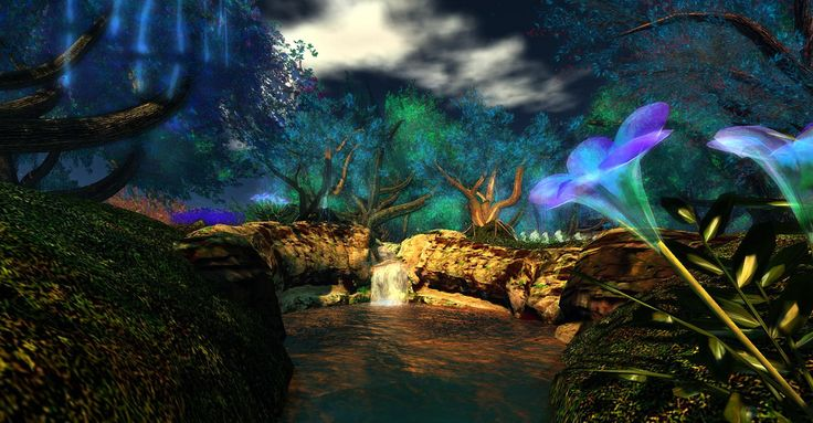 Fantasy Faire 2011 - Forest of Light_022