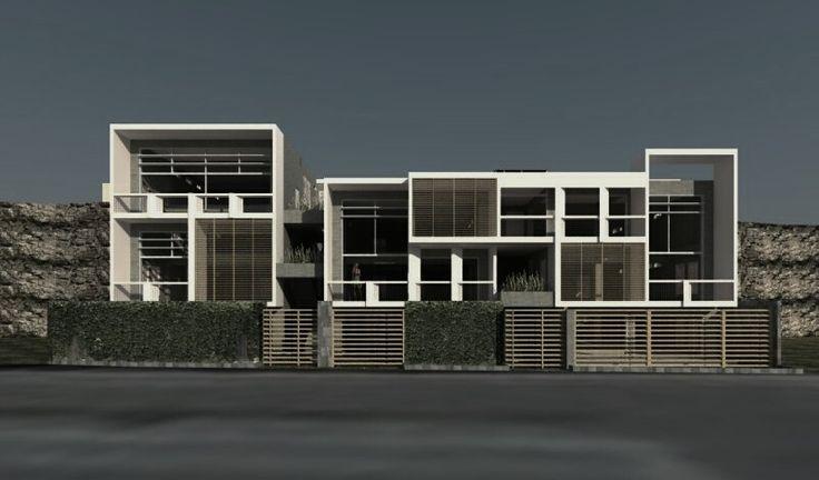Edificio en el el pueblo de Mejia, seis departamentos, 4 duplex.