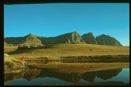 awesome Sehlabathebe, Lesotho