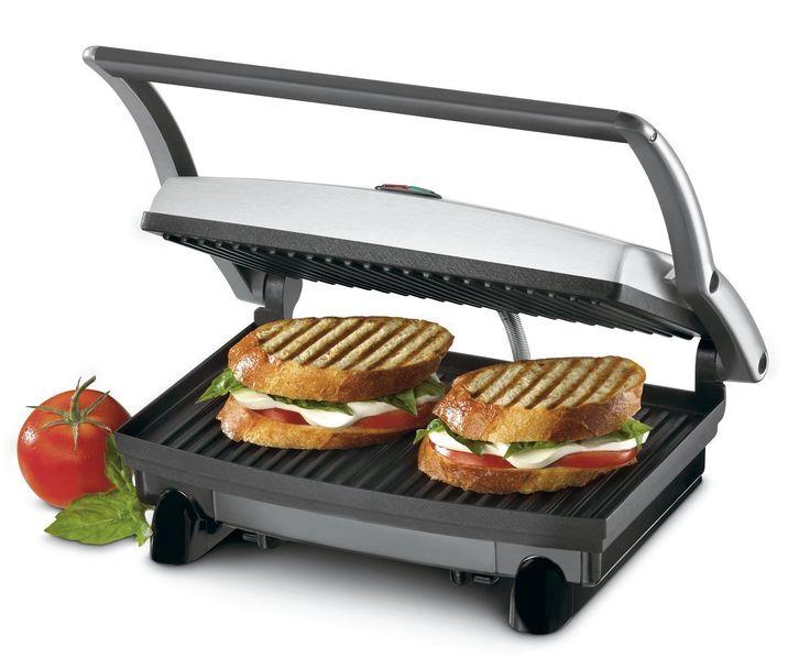 कम कीमत में चार अच्छी ग्रिल सैंडविच मेकर - Lifelong Triangle Plate Grill, Philips HD2394 Panini Maker, Viva Smart Health Grill, Nova...