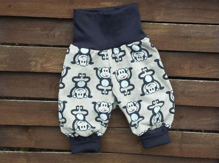 ♡ NEU ♡ Babyhose Größe 56 von By Kapoentje auf DaWanda.com