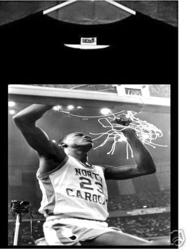 Michael Jordan T Shirt Michael Jordan UNC | eBay