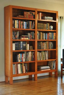 Mid Century Modern Bookcase midcentury home office products