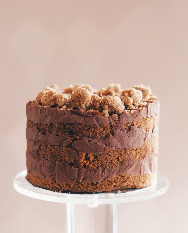 Hot chocolate interpretation of a Milk Bar birthday cake