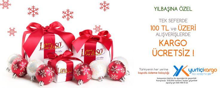 Lanoso Yılbası kampanyası