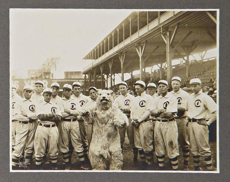 1908 World Champion Chicago Cubs