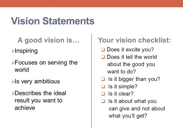 15 best Mission \ Vision images on Pinterest Business planning - new 7 how to write a statement for work