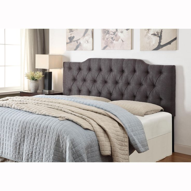 Charcoal king California king size upholstered headboard is handcrafted for  the ultimate in comfort and. Best 25  King size upholstered headboard ideas on Pinterest   Diy