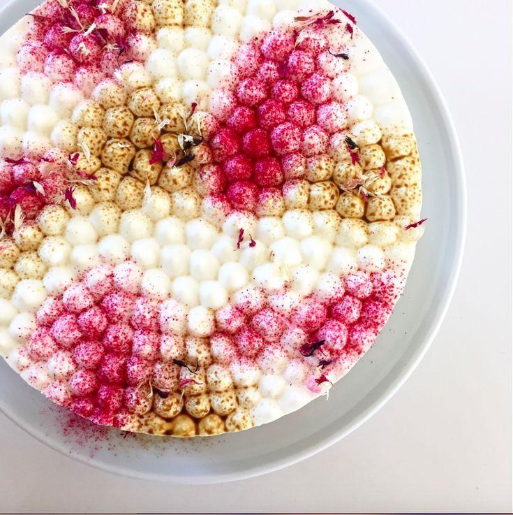 Cheesecake med solbær og lakrids – Kagemagi   Ditte Julie Jensen   Bloglovin'