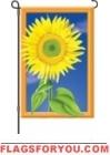 Sunny Flower Garden Flag - 5 left