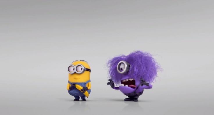Evil Minion Animation Test - Despicable me 2 - Animation                                                                                                                                                                                 Plus