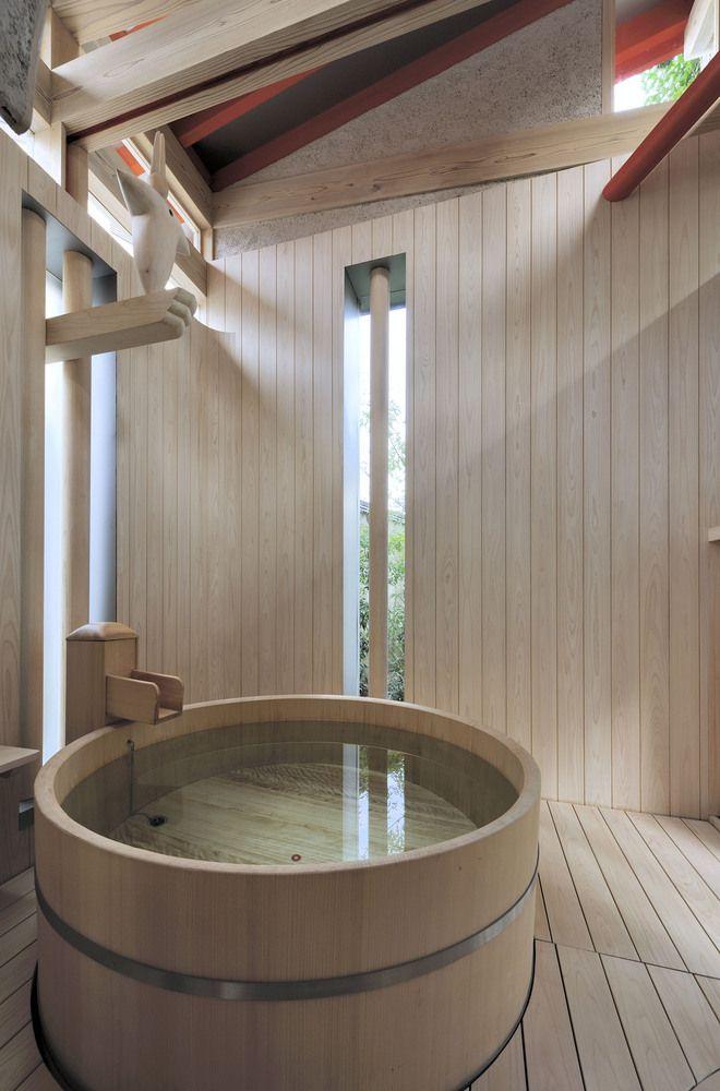 Baño Japones Tradicional:más fab htm tinas casita baño parecía baños grises casa de baño