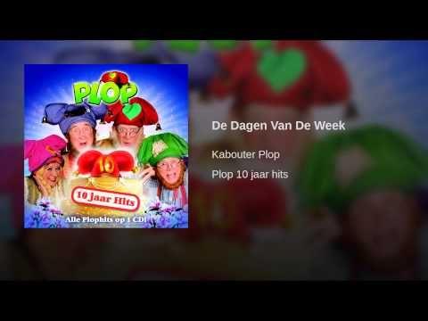 Provided to YouTube by Studio 100 Music De Dagen Van De Week · Kabouter Plop Plop 10 jaar hits ℗ 2007 Studio 100 Released on: 2014-02-05 Auto-generated by Yo...
