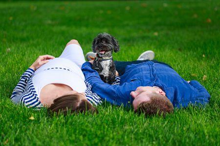 Denver Maternity Photographers | Maternity Photography | Colorado Pregnancy Photos | With Dog