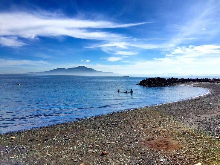 malalayang beach, manado, north sulawesi, indonesia