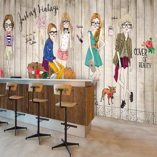 Die besten 25+ Ziegeltapeten Schlafzimmer Ideen auf Pinterest - moderne tapeten fr schlafzimmer