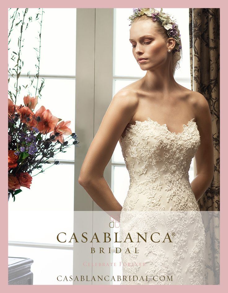 25 best nuestros vestidos de novia victoria ames images on the beauty is in the details and style 2214 from is no exception with its floral embroidery shop casablanca at bella sera bridal occasion junglespirit Gallery