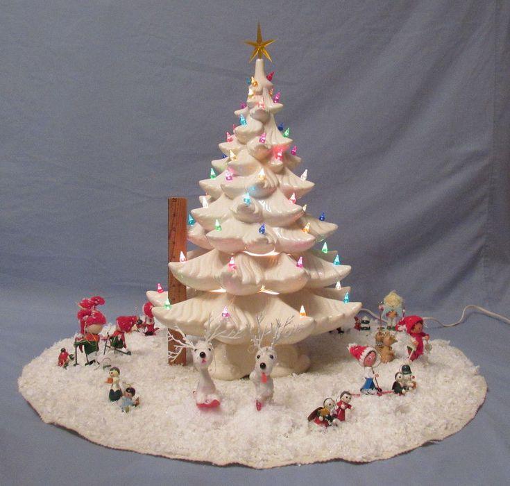 Ceramic Christmas Tree Atlantic Mold