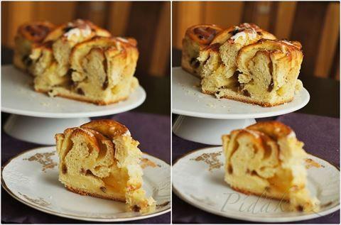 Obrázek z Recept - Chinois - francouzský máslový koláč