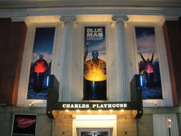 Charles Playhouse in Boston, MA