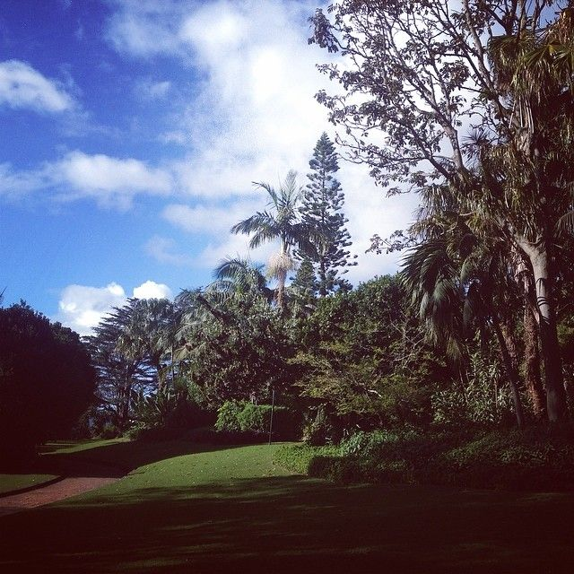Beautiful private parks and #gardens of Sydney's East