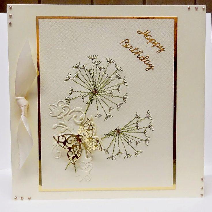 Bridget's cards and papercraft