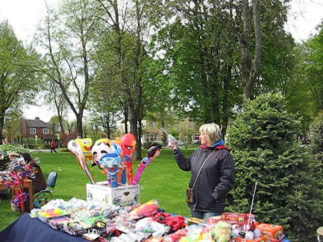 Craft event in Latvia: Cold spring! Warm hearts!