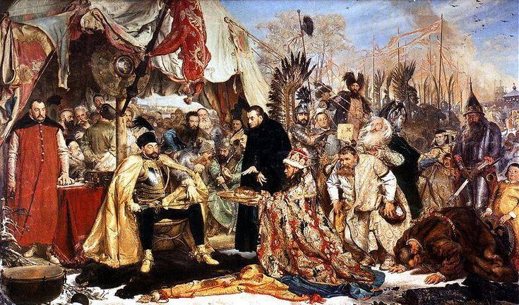 Jan Matejko, będąc profesorem krakowskiej Akademii Sztuk Pięknych traktował malarstwo jako służbę narodowi. Jego największe dzieła to : Batory pod Pskowem, Bitwa pod Grunwaldem, Hołd Pruski, Unia Lubelska, Stańczyk.