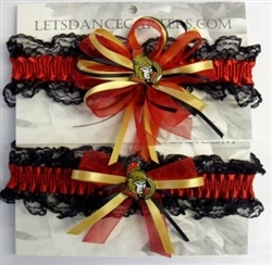 Ottawa Senators Garter Set. I Would SO get this if I ever get married