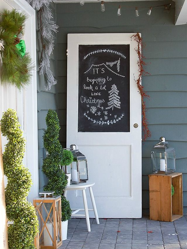 You may think it's a bit too early to start your Christmas decorating, but it's never to early to start gathering ideas!  Especially, if you have a few challenging areas around your home, such as a small porch. Each one of these featured porches presented challenges because of their size, but a little outside-of-the box Read More