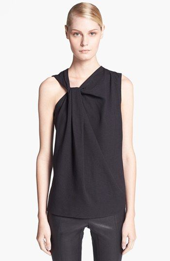 Helmut Lang Twisted Neck Top available at #Nordstrom