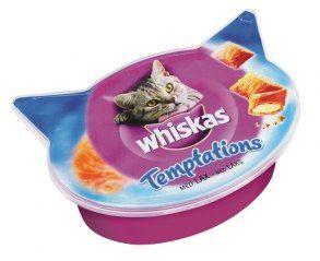 Whiskas Temptations  - Whiskas Temptations - Lax