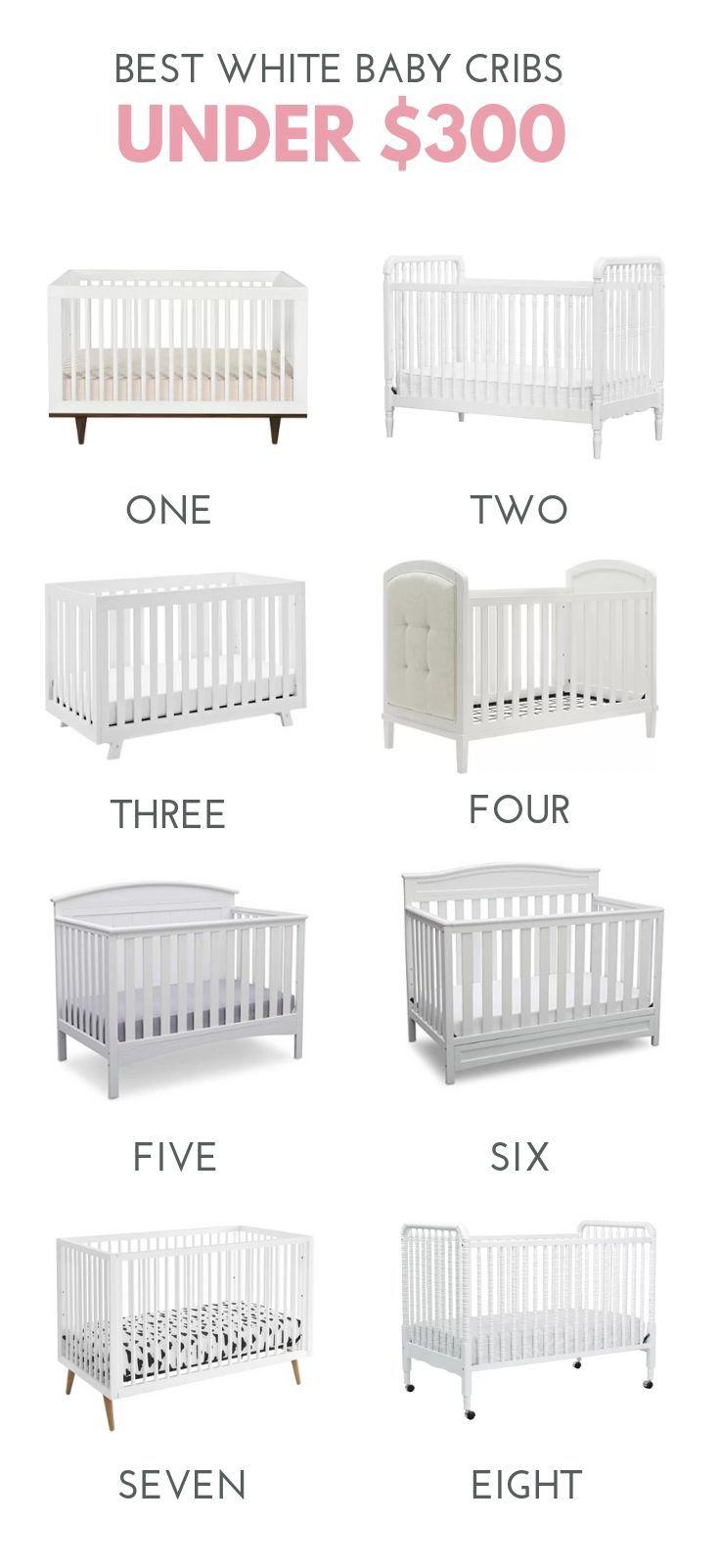 Best White Baby Cribs White Baby Cribs Baby Cribs Cribs