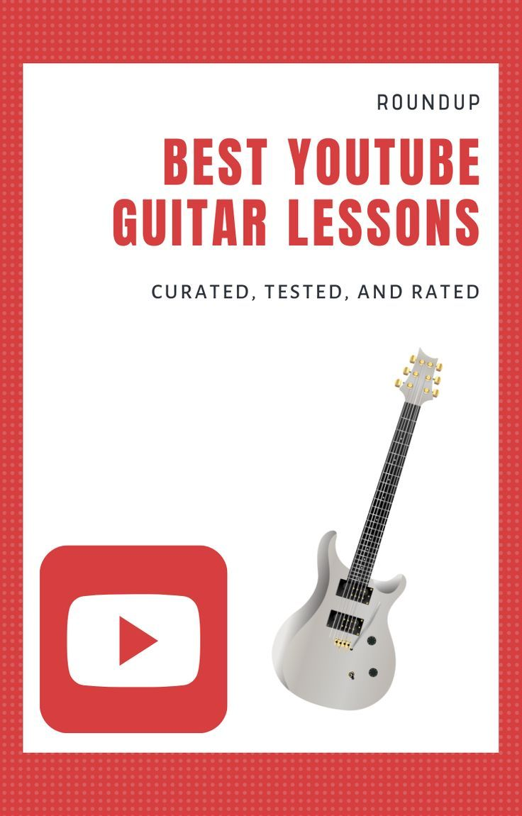 10 Best YouTube Guitar Lessons: Free Channels for Beginners in ...
