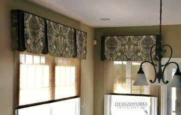 Window Treatments - contemporary - curtains - philadelphia - Designworks Interiors, LLC