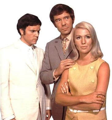 Randall and Hopkirk (Deceased) It must have been murder keeping that white suit clean!