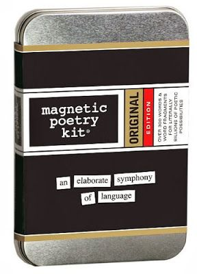 If You Give a Girl a Needle: DIY Magnetic Poetry
