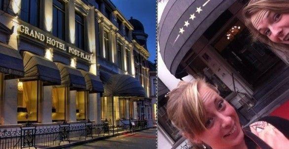 In viersterrenhotel Grand Hotel Post Plaza geniet je, net als de redactie van DagjeWeg.NL, gegarandeerd van een heerlijk verblijf. Lees: http://www.dagjeweg.nl/nieuwsredactie/19488/Baad%20in%20weelde%20in%20hartje%20Leeuwarden