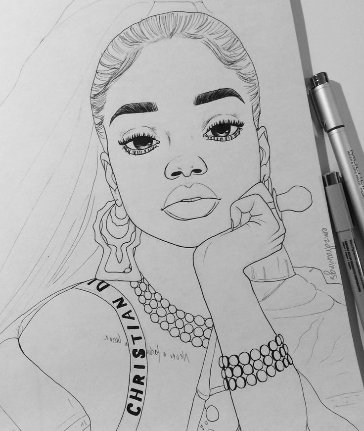 33 1k Likes 882 Comments Emilia Emzdrawings On Instagram Ashley Moore Hope You Like It
