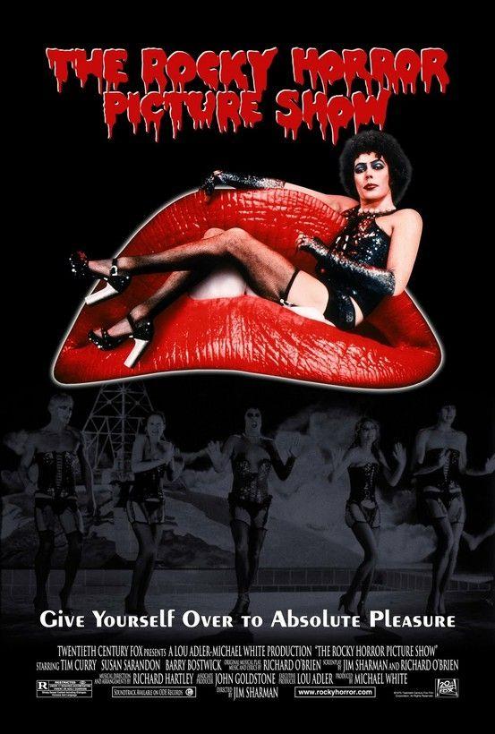 The Rocky Horror Picture Show via sagactoronline.com