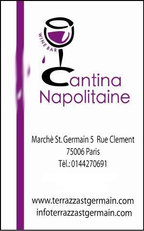 Logo per vineria parigina