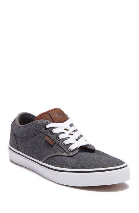 3ef5d0a263 VANS - Atwood Flannel Deluxe Sneaker