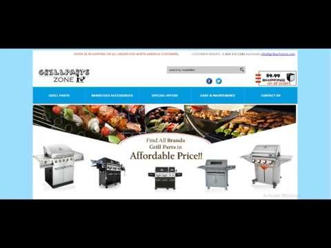 Grillpartszone- Grill Parts Store Canada - Get BBQ Parts,Grill Parts Canada: Grill Repair Parts For Sterling Gas Grill Models – Grill Parts Zone