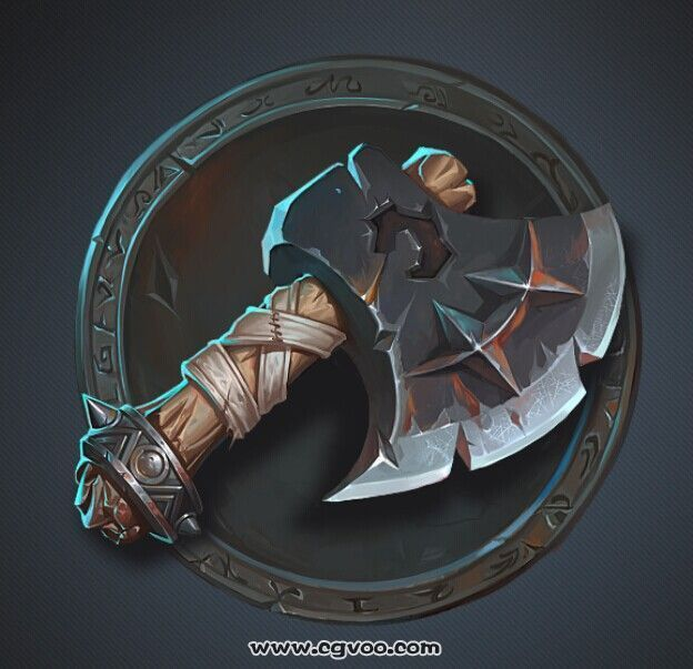 lowpoly handpaint horns - Google Search