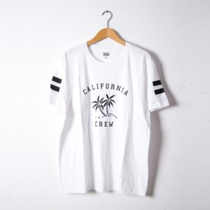 California Crew Tee from www.dreamclth.bigcartel.com  #dreamclth #fabulous #californiacrew #california #crew #dreamstar #star #stars #allstars #tee #t-shirt #classic #basics #streetwear #streetfashion #blvck #white
