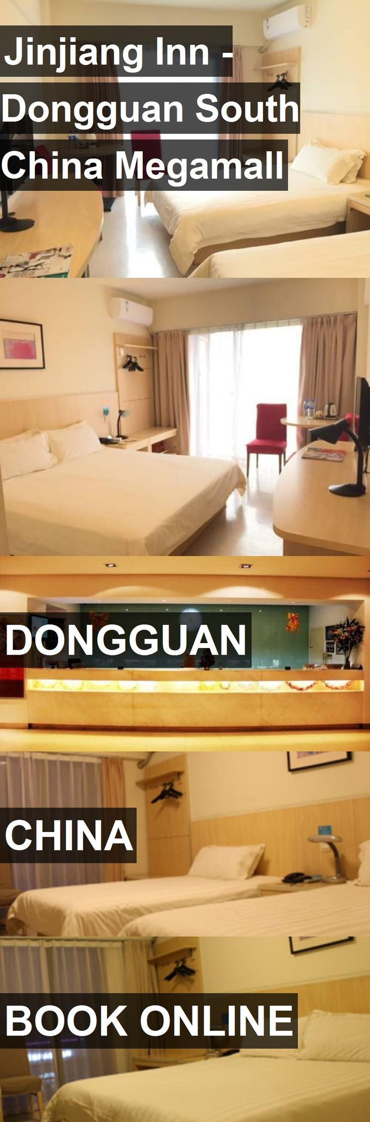 Hotel Jinjiang Inn - Dongguan South China Megamall in Dongguan, China. For more information, photos, reviews and best prices please follow the link. #China #Dongguan #JinjiangInn-DongguanSouthChinaMegamall #hotel #travel #vacation