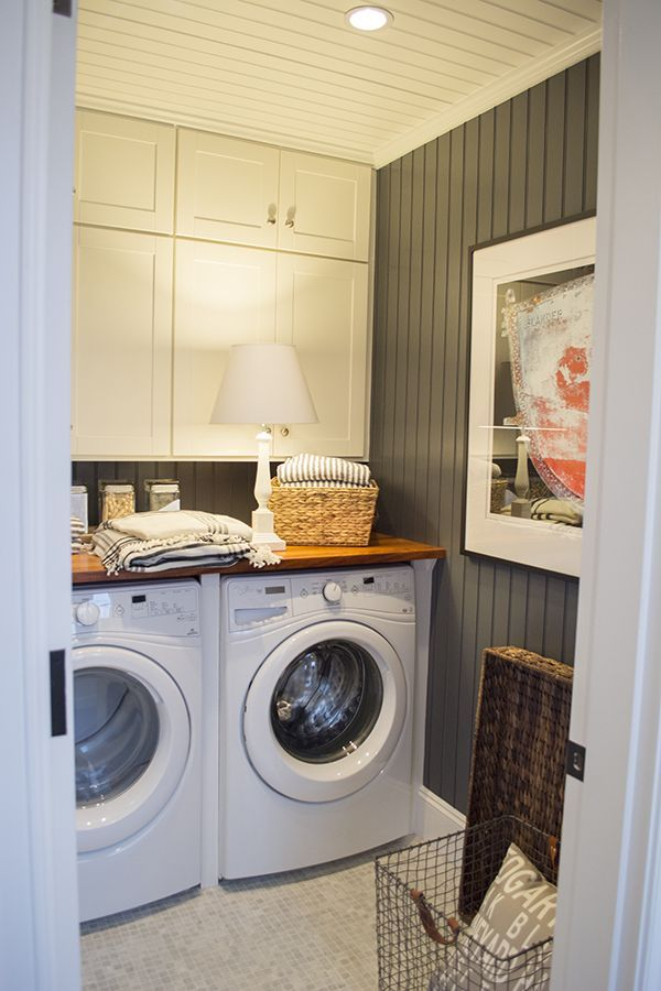 35 Basement Laundry Room Ideas On Decorating Makeovers And