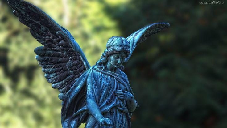 Posąg, Aniołek