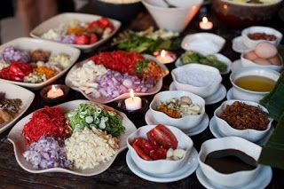 The People & Culinary in Bali